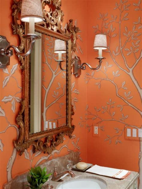 orange wohnzimmerwände 36 228 sthetische badezimmer interieurs f 252 r jeden