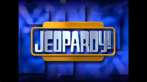 jeopardy theme music youtube jeopardy theme 1997 version youtube