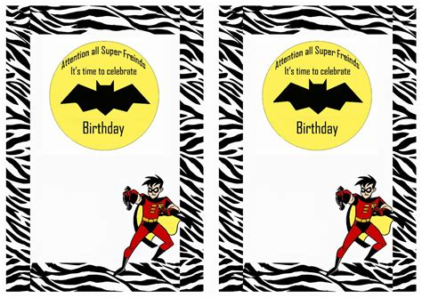 printable birthday cards batman batman birthday invitations birthday printable