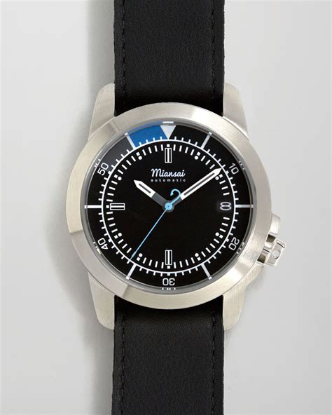 miansai m3 automatic in black for null lyst