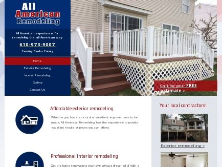 all american remodeling home renovations temple pa