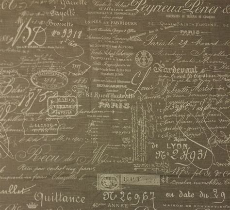 french script l french script fabric www imgkid com the image kid has it