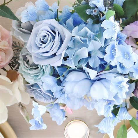 flowers by color silk wedding flowers shop artificial flowers by color at