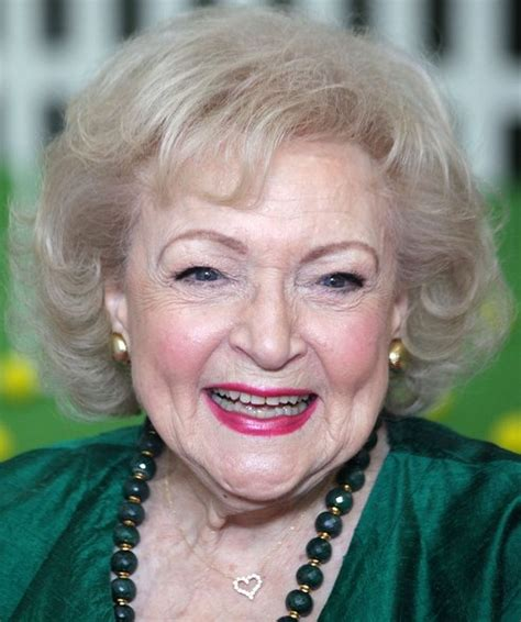 hairdos for women over 80 betty white hairstyles popular haircuts