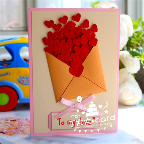 How To Make Handmade Birthday Gifts - 520 handmade cards to send teachers thank you card