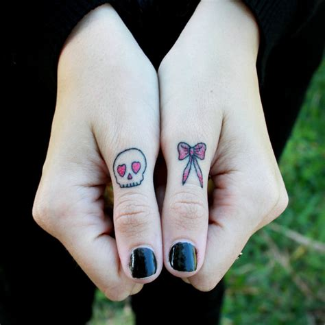 girls hand tattoo designs bow tattoos designs ideas and meaning tattoos for you