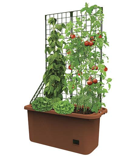 Garden Mobile Vegetable Patch Self Watering Planter Box Self Watering Planter Box