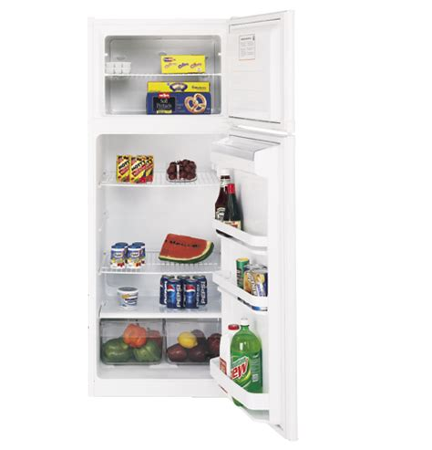 What Is Cycle Defrost Refrigerator by Ge 174 11 7 Cu Ft Cycle Defrost Refrigerator Gfr12aamrww