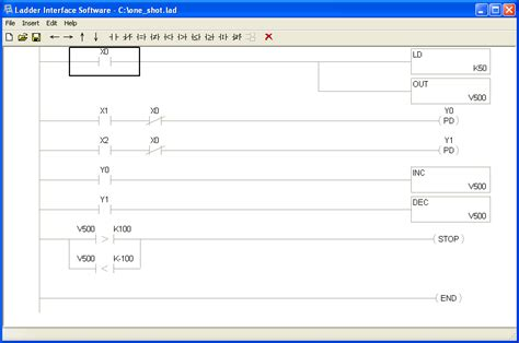 ladder diagram software free ladder logic plc elec intro website