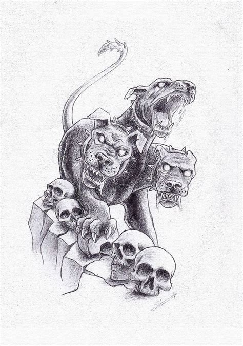 cerberus tattoo designs 25 best ideas about mythology tattoos on