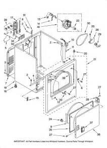 amana gas dryer wiring diagram