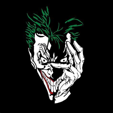 joker tattoo logo joker t shirt batman available in all sizes ebay