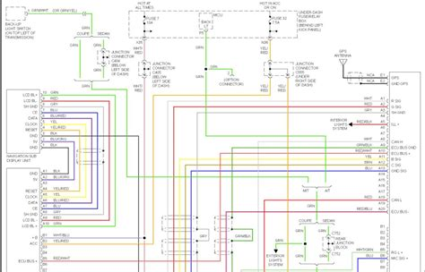wiring diagram   oem premium sound system    accord exl   ideas