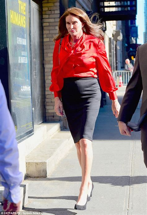 Keyra Blouse Grey caitlyn jenner wears chic pencil skirt to keira