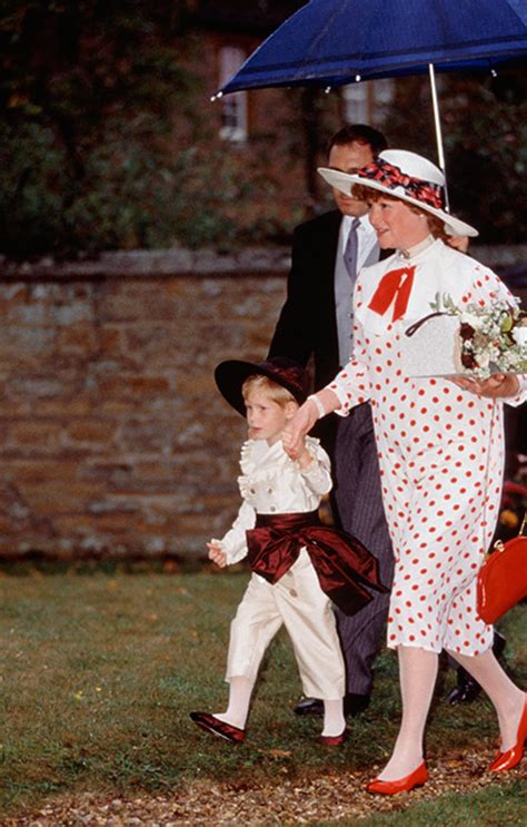 The Saraf Prince unseen photos of princess diana with prince william and