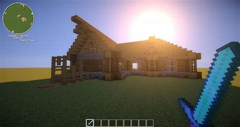 epic house designs epic wood and stone house design minecraft project