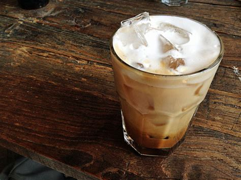 unique coffee drinks we try 5 sweet fizzy icy and creamy coffee drinks in nyc serious eats