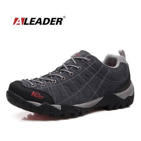 best waterproof sneakers waterproof leather hiking shoes low new 2015