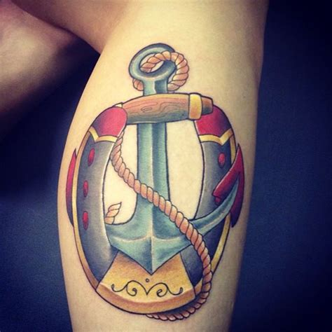 tattoo placement tester 125 stunning anchor tattoos with rich meaning