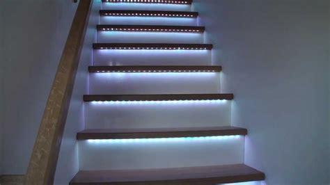 illuminazione scale a led led pour les escaliers voici 20 id 233 es d 233 co pour vous