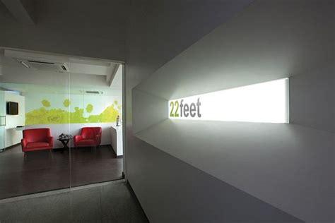 feet advertising agency office interior design