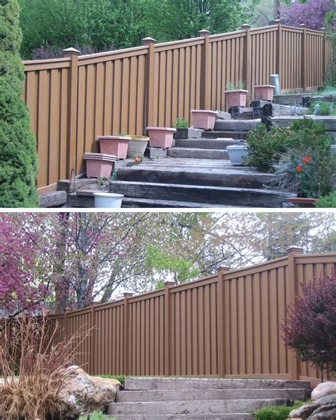 How Much To Fence A Backyard by How Much Does It Cost To Fence A Backyard Bargain Basement