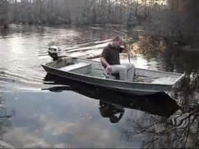 Steering Wheel Conversion For Jon Boat Stick Steerer