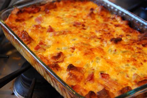egg strata casserole simple girl aunt margie s egg bake