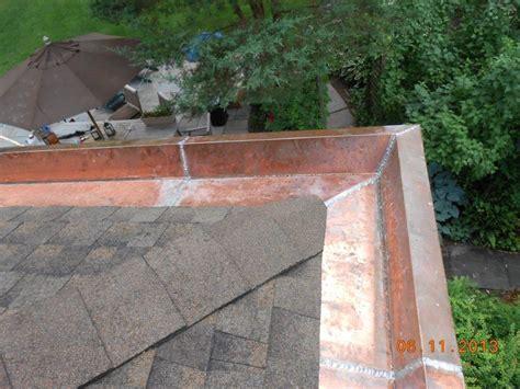 7 cherry tree ridge nj yankee gutter installation company in nj glen ridge nj copper yankee gutter installation