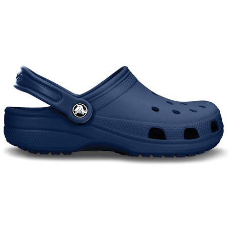 Crocs Slip On Original crocs classic size 17 navy original slip on shoe