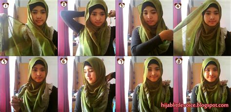tutorial jilbab gradasi mooiishop tutorial pashmina gradasi 2