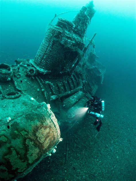 u boat found in st lawrence forgotten shipwrecks of the atlantic ocean stunning