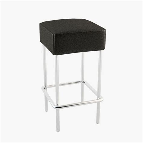 Bar Stool Chairs Ikea by Bar Stool Ikea 3d Max