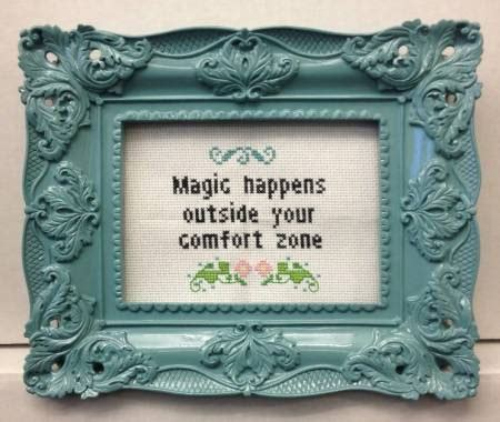girls comfort zone pdf jpeg magic happens outside your comfort zone girls
