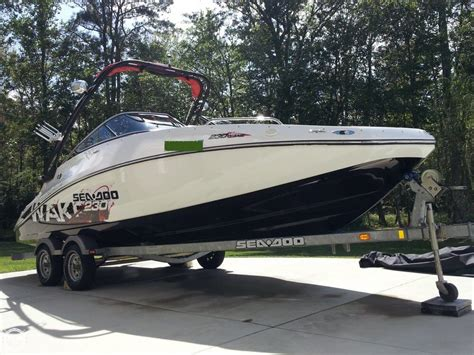 sea doo boats for sale in nc sea doo 230 wake boats for sale boats