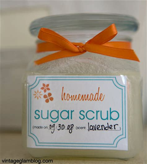 Handmade Sugar Scrub - 14 easy sugar scrub recipes tip junkie