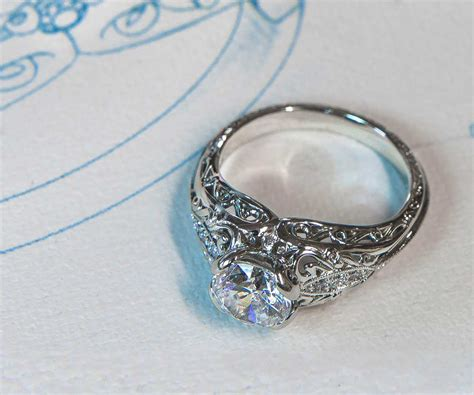 Design Engagement Ring by How To Design Your Own Unique Custom Engagement Ring