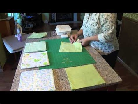 youtube tutorial quilting rag quilting made easy baby rag quilt video youtube