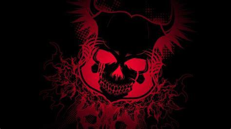 wallpaper dark devil skull colorful gradient black dark devil wallpapers