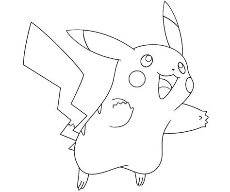 free coloring page pikachu free coloring pages of and pikachu