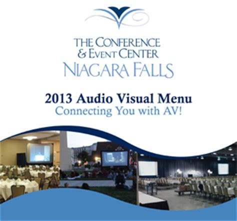 the conference event center niagara falls ny catering audio visual the conference event center niagara falls