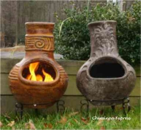 chiminea ideas 114 best images about patio chiminea on wood