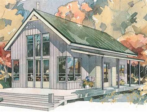 southern living cabin plans southern living house plans cottage house plans