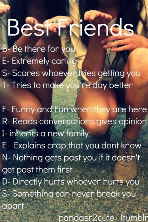 7 Whod Make A Fab Bff by Best Friend Quotes That Will Make You Cry Image