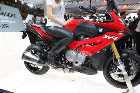 Bmw Motorrad Xr 1000 by Bmw S 1000 Xr 2015 Fotos Vom Messestand Motorrad Fotos