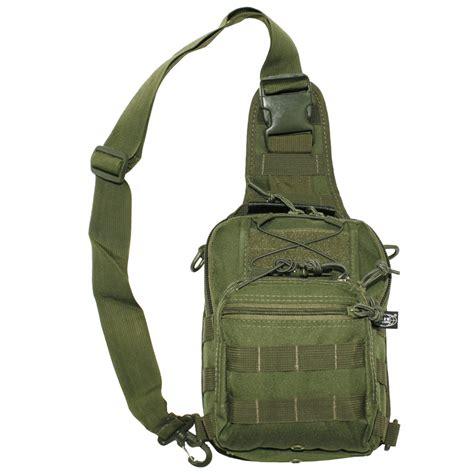 molle bag mfh shoulder bag molle olive shoulder bags 1st