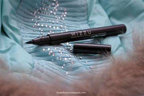 Mizzu Eyeliner Pen By Azzahrashop mizzu eyeliner pen review loveellentan