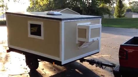 2013 assembled cer trailer home built 1