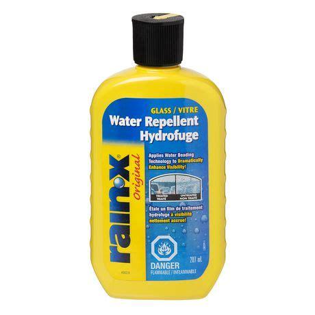 Raint X Glass Water Repellent x glass water repellent walmart canada