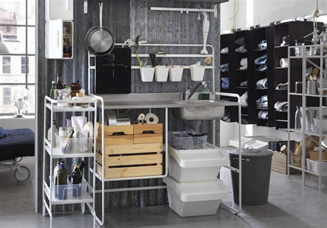 ikea living in small space the one metre ikea kitchen that will change small space living